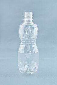 ПЭТ бутылка 0,5 л «Бочонок»