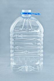 ПЭТ бутылка 5 л «Квадратная» (48)